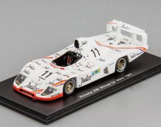 Porsche 936/81 #11 Winner Le Mans 1981 J. Ickx - D. Bell