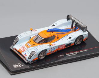 ASTON MARTIN Lola #007 LMP1 4th Le Mans Charouz J. - Enge T. - Mucke S. 2009