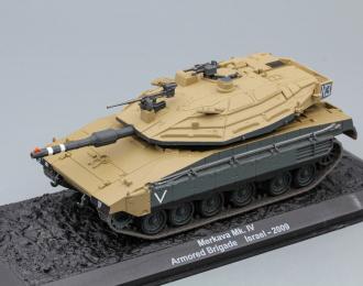 Merkava Mk. IV Armored Brigade Israel - 2009