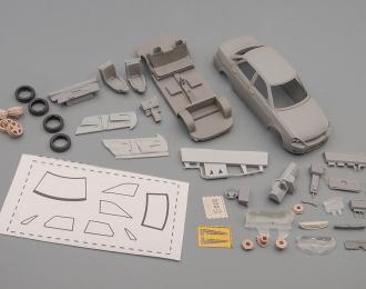 Сборная модель ВАЗ 2170 Lada Priora седан рестайлинг (2011)