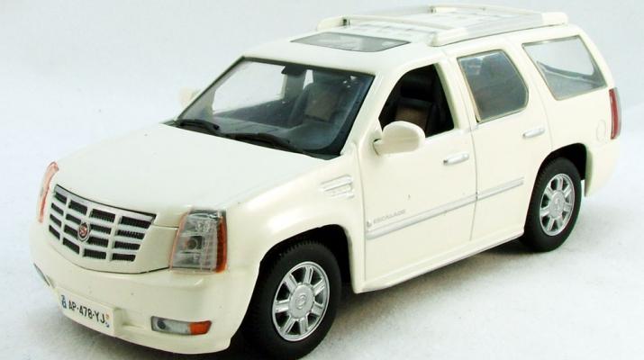 CADILLAC Escalade, Суперкары 45, белый