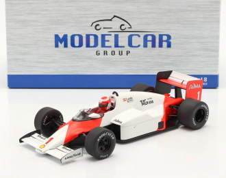 "McLaren Day MP4/2B #1 ""Marlboro"" N.Lauda Formula 1 GP Netherlands with Decals (1985)"