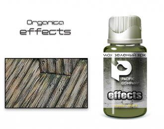 мох зеленый яркий (bright green moss)