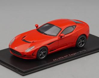 AC 378 GT Zagato (2012), red