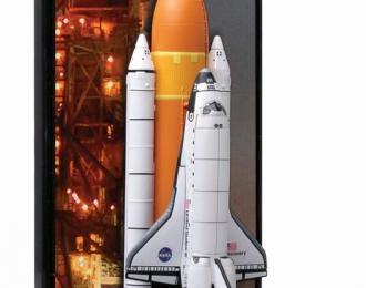"""Космический аппарат Шаттл """"ДИСКАВЕРИ"""" (STS-124)"""