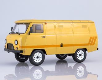 УАЗ-3741 фургон (1980), бежевый