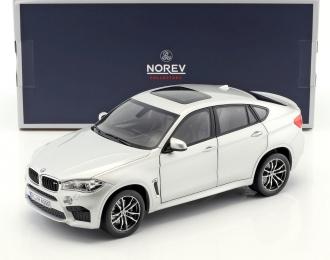 BMW X6 M (F86) 2016 Silver