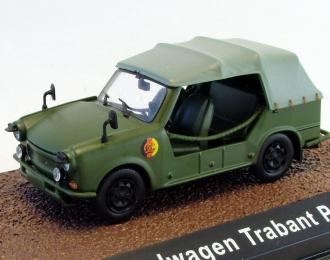 TRABANT Kubelwagen P 601A, серия NVA-Fahrzeuge от Atlas Verlag, хаки