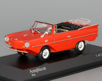AMPHICAR (1965), red