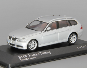 BMW 3-Series Touring, silver