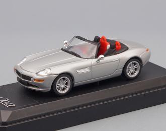 BMW Z8 Roadster (2000), silver