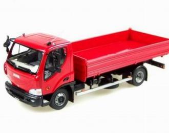 AVIA D-Line 3S Dump truck (самосвал), Red