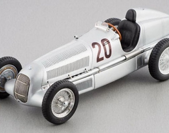 MERCEDES-BENZ W25 1934 Eifel Race # 20 Manf Red v. Brauchitsch Limited Edition 2000 pcs.