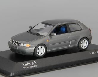 AUDI A3 (1995), grey metallic