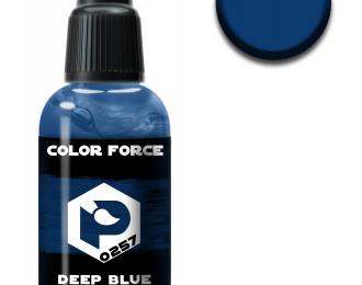 глубокий синий (deep blue)