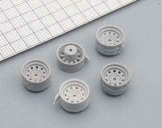 (Уценка!) Набор дисков Off-Road Wheels (с круглыми отверстиями) для внедорожников