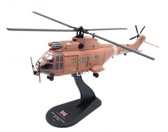 Westland Puma HC Mk 1, Helikoptery Świata 39