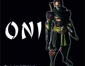 Фигура Oni Genji