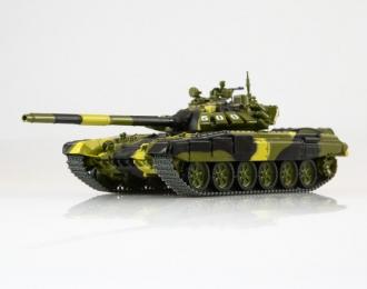 Т-72Б3, Наши танки 18