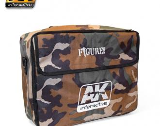 Официальная сумка размером 44x34x20cm (FIGURESERIES OFFICIAL BAG)