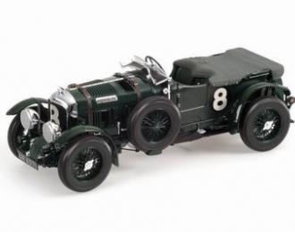 BENTLEY 'BLOWER' 4 1/2 LITRE - BIRKIN/WOOLF - 24H LE MANS 1930