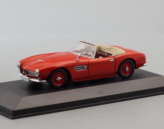 BMW 507 Cabrio, red