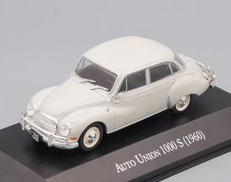 AUTO UNION 1000 S 1960 Light Grey