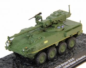 "M1128 ""Stryker"" M.G.S. (2006), Автомобиль на Службе Спецвыпуск"