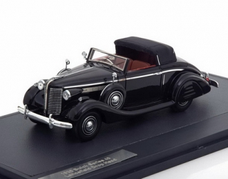 BUICK Series 40 Lancefield Drophead Coupe 1938 Black