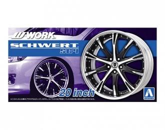 Набор дисков Work Schwert SC4 20 inch