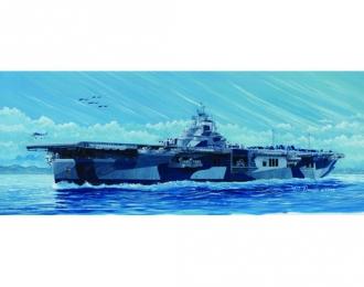 Сборная модель Американский авианосец USS FRANKLIN CV-13