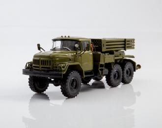 ЗИL-131 Град-1, Легендарные Грузовики СССР 49