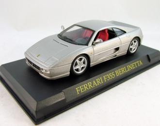 FERRARI F355 Berlinetta, Ferrari Collection 26, silver
