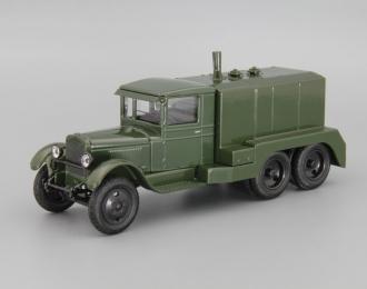 ЗИС-6 ВМЗ, зеленый