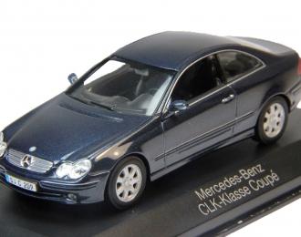 MERCEDES-BENZ CLK-Klasse Coupe, dark blue