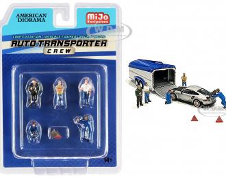 Figures Auto Transport Crew