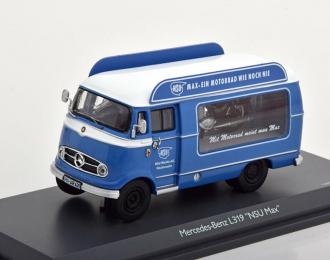 """Mercedes-Benz L319 Promotion Car - """"NSU-Max"""""""