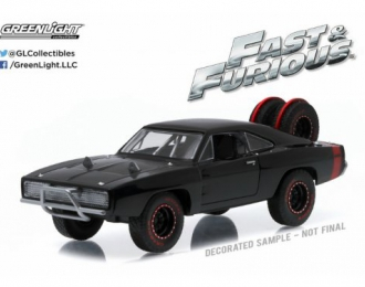 """DODGE Charger R/T 4x4 Off-Road Version 1970 """"Fast & Furious 7"""" (из к/ф """"Форсаж VII"""")"""