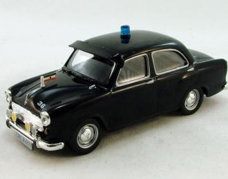 HINDUSTAN Ambassador, Полицейские Машины Мира 13, черный