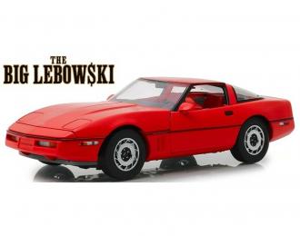 "CHEVROLET Corvette C4 1985 машина Ларри Селлерса (из к/ф ""Большой Лебовски"")"