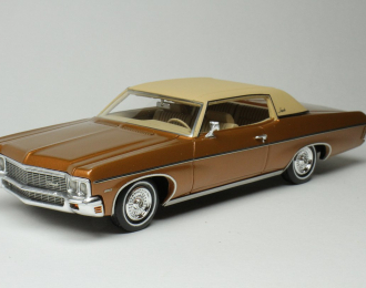 CHEVROLET Impala Custom Coupe 1970 Caramel Bronze