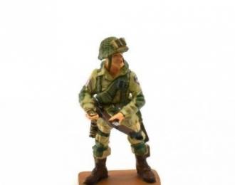 Парашютист-десантник армия США Нормандия 1944