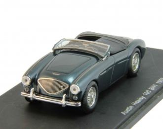AUSTIN Healey 100 BN1 (1953), dark silver