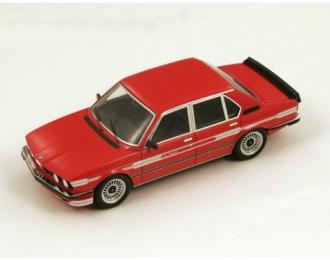 ALPINA B7 Turbo (E12), Red