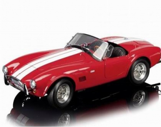 AC Cobra Shelby 289 (тираж 500шт.) 1965, red