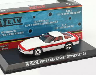 "CHEVROLET Corvette C4 1984 (из т/с 'Команда А"")"