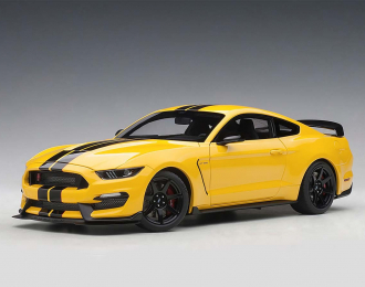 Ford Shelby Mustang GT350R 2017 (yellow / black)
