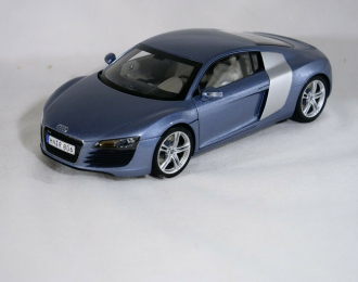 AUDI R8 Sportcoupe, blue metallic