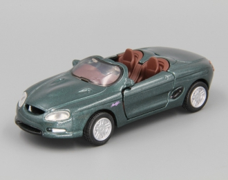 FORD Mustang Mach III, green