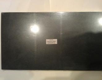 Подставка черная МДФ 8х200х360мм